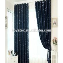 Rideau de fenêtre de douche occultant