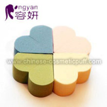 Flower Shape Latex Sponge