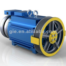 ISO9001 GSS-SM1 630kg 1.0m/s PM Elevator Gearless Motor