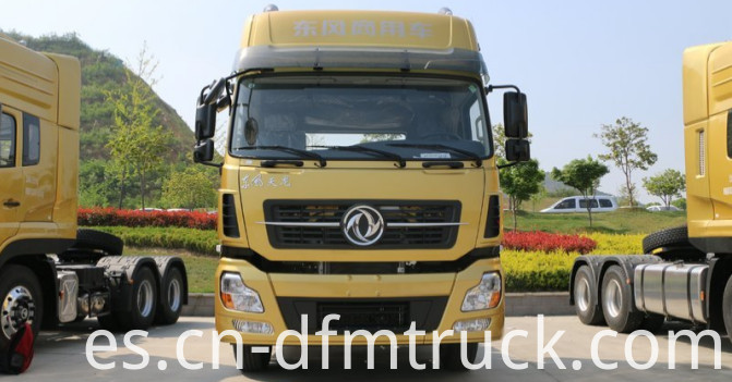 Dongfeng Tractors 4