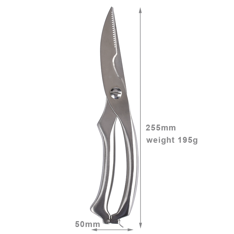 Kitchen Scissors Stainless Steel