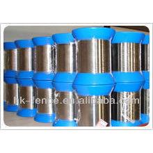 fil de cravate en acier inoxydable