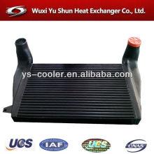 Интеркулер / охладитель наддувочного воздуха для промежуточного охладителя напольного подъемно-транспортного средства