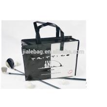 2017 New Custom Zipper PP Non Woven Bag, Eco-Friendly Print Non Woven Bag