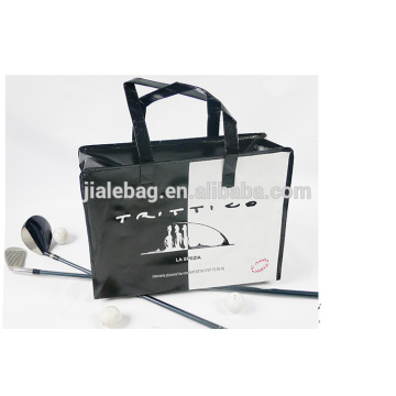2017 Новый изготовленный на заказ застежки-молнии Non сплетенные PP мешок, Эко-дружественных печати Non Сплетенный мешок
