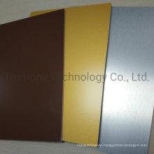 Building Facade Exterior External Wall Cladding Materials Aluminum Sandwich Curtain Wall Panels