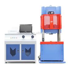 Máquina de prueba universal hidráulica del control de la microordenador