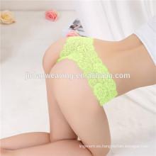 Sale Manager Strong Recomendar Sexy Underwear Mujeres con buena calidad Soft Lace Women Panty al por mayor