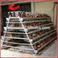 Ouganda Layer Farm Cages de poulet d'occasion à vendre