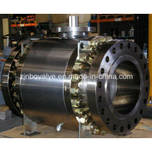 "32"" Duplex Stainless Steel Ball Valve (Q47H)"