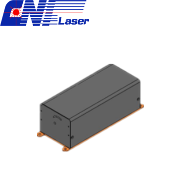 Láser Q-Switched de baja energía para Lidar y Ranging