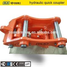 Attache rapide hydraulique pour pelle Volvo EC460