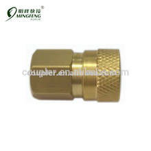 "Pressure Washer brass quick disconnect 1/8"" Female plug"