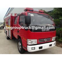 Пожарная машина для воды DFAC 2000L