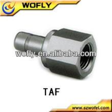 Hot Tubo para tubo Tubos de aço inoxidável Feminino adaptadores acessórios para tubos