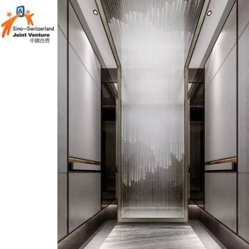 630~1600kg Passenger Elevator High Speed Elevator
