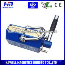 Blue Permanent magnetic lifter/capacity 300kg, 600kg, 1000k 3000kg