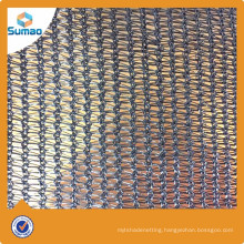 New design six needled gangway safety net for swimming pool