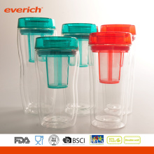 Wholesale Eco-friendly ,Clear And Heat Resistant Glass Cup