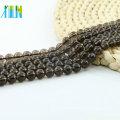 L-0259A Factory price Stylish Smoky Quartz Synthetic Natural Gemstone Beads Strand Bulk Supplies