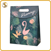 Brand New Shopping Die Cut Paper Bag for Clothing Packing