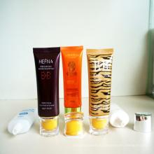 Пластиковые трубы для Bb крем / лицевой моющее средство / Sun блок лосьон / крем для рук