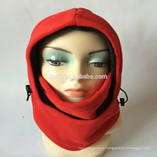 Winter product 3D modeling design 6in1 Fleece winter caps and hats ski face mask balaclava