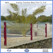 une variété de clôture de treillis métallique