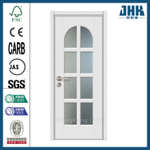 JHK Half Frosted Tempered Glass Door