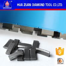 Aggressive Roof Diamond Drill Bits Segments