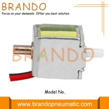 Válvula de escape de aire solenoide en miniatura para esfigmomanómetro