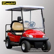 4 assentos que dobram carrinhos de golfe elétricos com certificação 48V do CE
