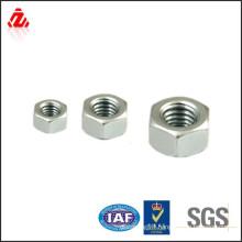 stianless steel hex nut M5