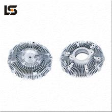 O fabricante de moldagem a jato de alumínio Hangzhou produz uma caixa de dissipador de calor de alumínio redondo