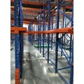 Traction par palette de racks de stockage