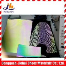 Многоцветной Светоотражающие ткани