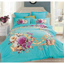 China Home Textile 3D Bett Abdeckung Set und Tröster Set Fabrik