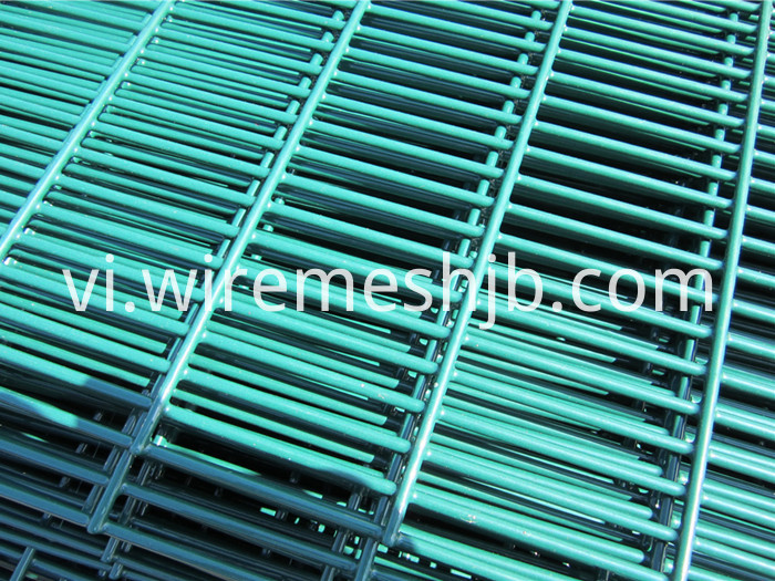 Welded Mesh Security Panels