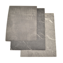 kitchen Fire Resistant HPL sheet panel Resin Wood Grain Marble decorative Surface high pressure Laminate Sheets