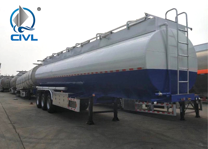Fuel Tank Semi Trailer 8