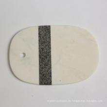 Granit & Marmor kombiniertes Schneidebrett