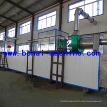 Línea de secado Bohai para la fabricación de tambores de acero