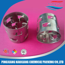 38mm Stainless steel metal pall rings for scrubber tower