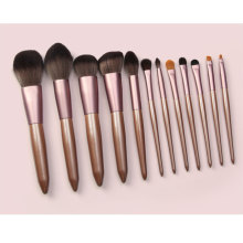 Ensemble de 12 pinceaux de maquillage Grapelet Hot