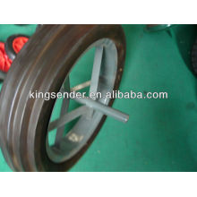 rubber tricycle wheels