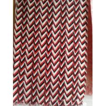 50% Шелк 50% Шерстяная плетеная тканая легкая шаль