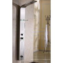 Душевая панель для ванной комнаты из нержавеющей стали