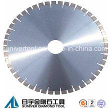 Disco de corte de alto segmento curto de 20mm para corte de granito