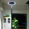 высокие люмен светодиодный солнечный датчик садовое освещение с литиевой батареей