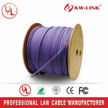 UL Kupfer Lan Kabel, strukturiertes Kabel CAT5E